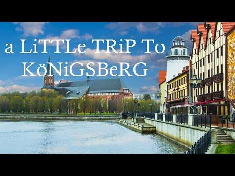 A LITTLE TRIP TO KÖNIGSBERG | BoHIk