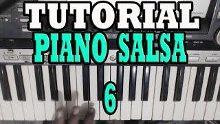 Piano Salsa Tumbao 6