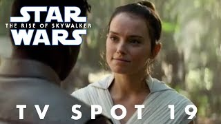 Star Wars The Rise of Skywalker TV Trailer Spot 19 (TONS OF NEW FOOTAGE)