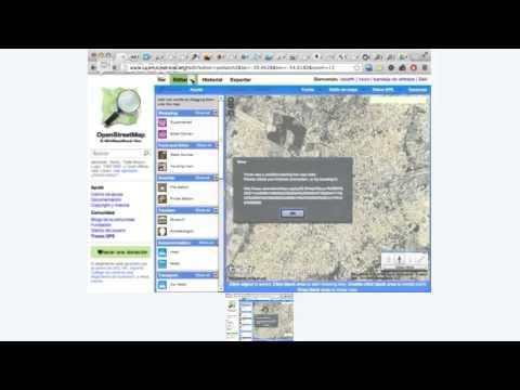 Desarrollando Taller OpenStreetMap 1