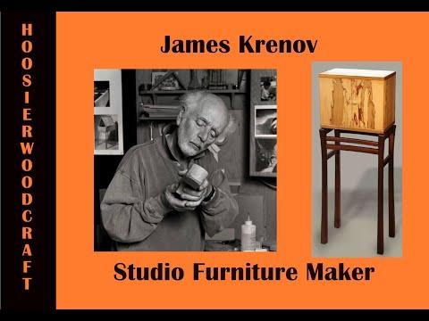 james-krenov,-studio-furniture-maker