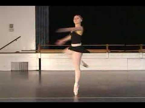 Aria Alekzander: Fouettes
