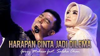 Download Lagu Harapan Cinta Jadi Dilema - Salsha Chan Feat Gerry Mahesa ( Official Music Video ) mp3