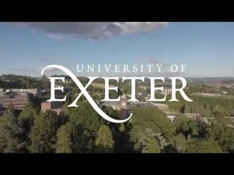 Life at the University of Exeter from Freshers' Week to Graduation in 60 seconds