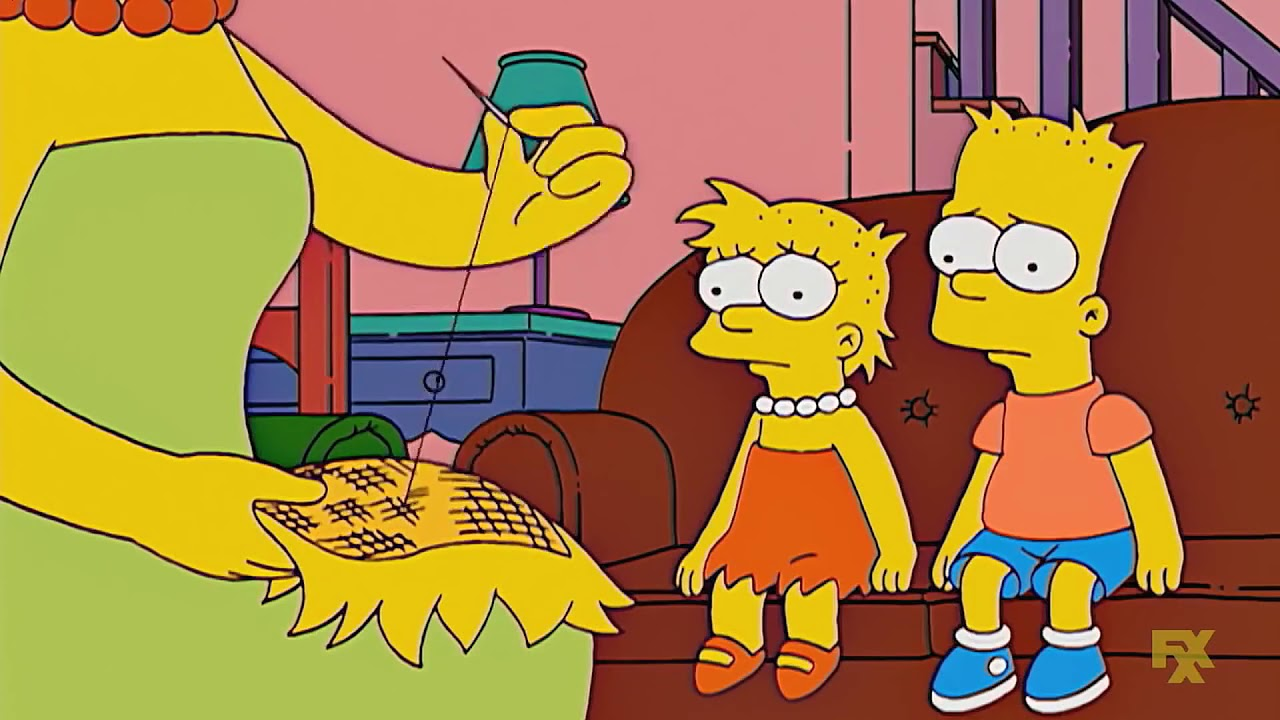 Los Simpson Capitulos Completos   El día del juicio PART  2 de 5