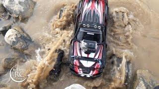 The best RTR Waterproof RC CAR, TRAXXAS SUMMIT  تراكساس سوميت