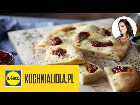Ekspresowa Focaccia Bezglutenowa Kinga Paruzel Kuchnia Lidla