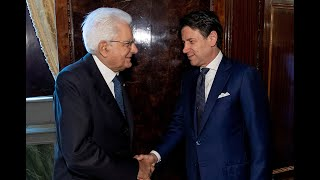Italy's political crisis: Giuseppe Conte to try and form Democratic Party-Five Star government