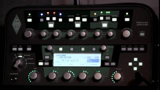 Kemper Profiler - Gearing up for NAMM 2016 #2