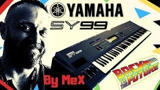 Yamaha SY99 Demo by MeX (Subtitles)