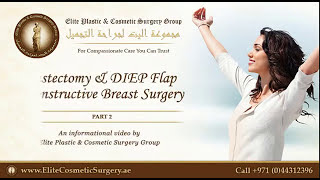 Breast Reconstruction with DIEP Flap - Part 2 Thumbnail