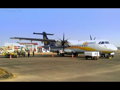 JET AIRWAYS 9W-2306  BANGALORE TO CHENNAI