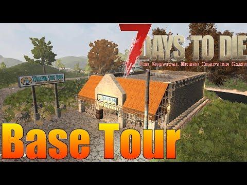 7 days to die how to survive ferals
