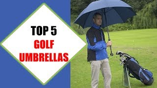 Top 5 Best Golf Umbrellas 2018 | Best Golf Umbrella Review By Jumpy Express