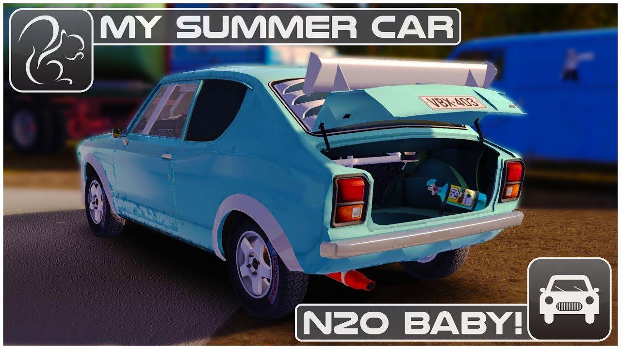 My Summer Car Episode 40 N2o Baby