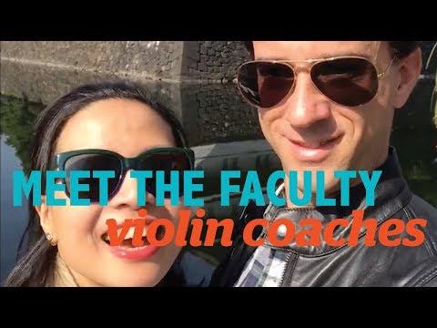 Meet the Faculty: Miguel Pérez-Espejo Cárdenas and Hsin-Lin Tsai