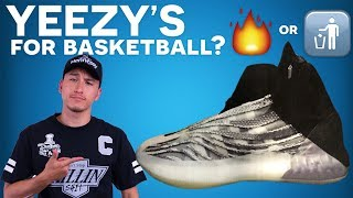 Yeezy Basketball Shoe? LEAK + FIRST IMPRESSIONS