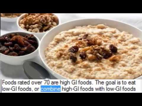 Effects of Oatmeal on Blood Glucose -Healthy Foods That Do Not Spike Blood Sugar