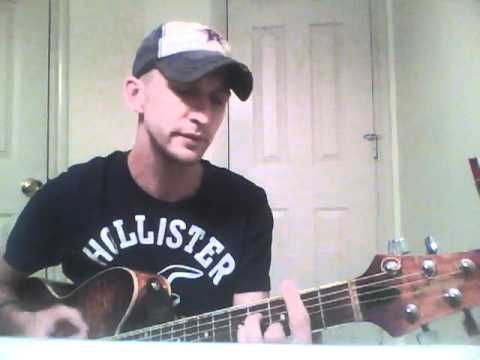 "Backstreet Boys ""Quit playing games with my heart"" acoustic cover (chords included)"
