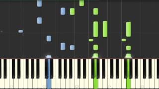 卒業写真/荒井由実(ピアノソロ中級)【楽譜あり】 Yumi Arai - Sotsugyou Shashin [PIANO]