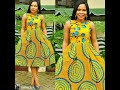 Teeth Gnashing Ankara Gowns: Simple Collections for Beautiful Ladies To Rock Your World