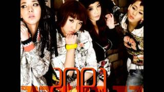 2NE1 - Fire (Audio)
