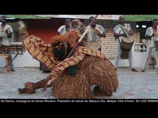 Village du Gla_cie Afrik Art Dance