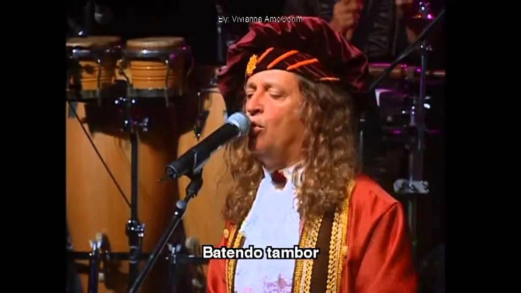 Download Alceu Valença- Batendo Tambor (Letra) By Vivi Amorim