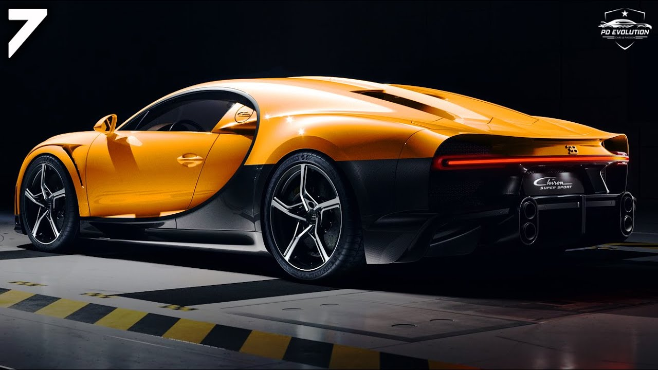 Download 7 NEWEST SUPERCARS AND HYPERCARS 2021-2022