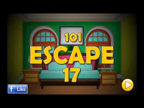 501 Free New Room Escape Games - 101 Escape 17 - Android GamePlay Walkthrough HD