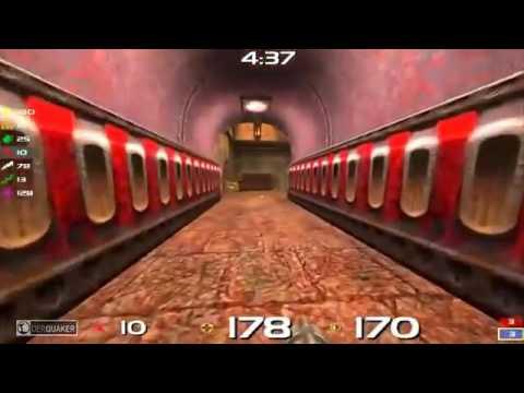 Cooller vs DaHanG  |   ZTN   ESL IEM Dubai 2009   Quake Live Championship