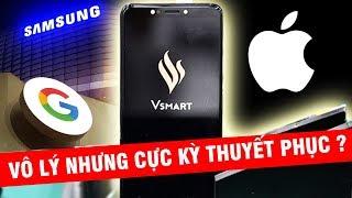 Vsmart Có Thể Sẽ Nhận Gia Công Cho Ông Lớn Nào? Apple, Google, Samsung, LG Hay Các Hãng Trung Quốc ?