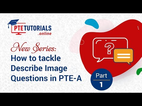 Easy Method: Solve Repeated Describe Image in PTE Speaking [Part 1]