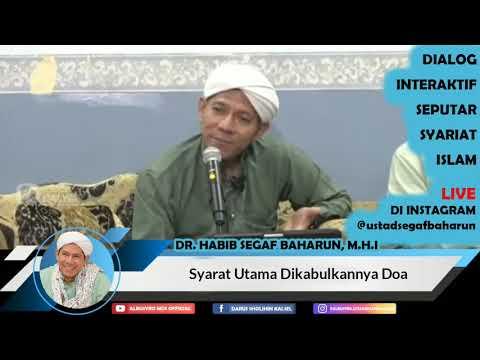 Download Syarat Utama Dikabulkannya Doa -  MP3 & MP4