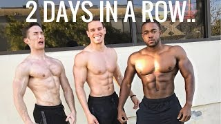I'M DISGUSTING | Trying To Be A Powerlifter | I Got The Keys [ VLOG 22 ]