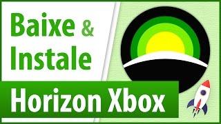 Como Baixar Horizon Xbox 360 2016/2017 para PC | Windows 10/8/8.1/7 - Atualizado e Criar Conta