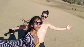 TRAVEL VIDEO - Canary Islands, Morocco, Portugal