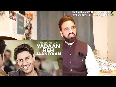 reAction from Norway; YADAAN REH JAANIYAAN - HARBHAJAN MANN - FULL VIDEO SONG | SATRANGI PEENGH 2