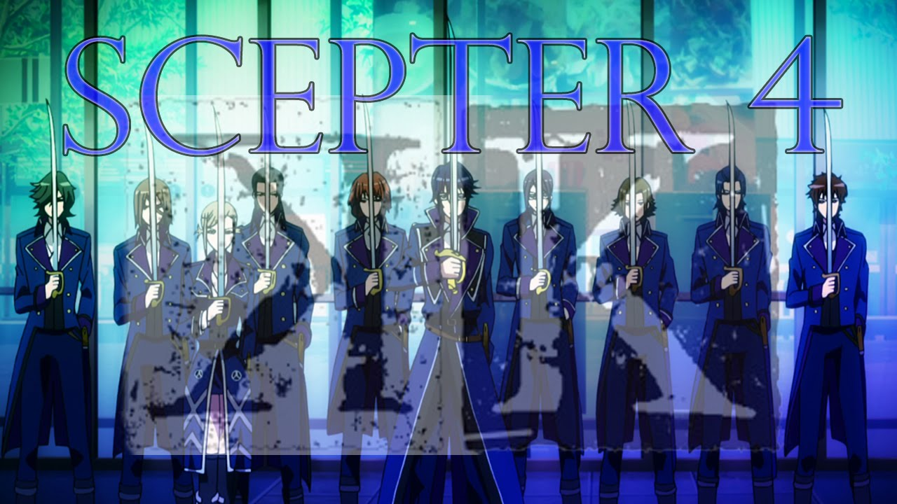 On My Vibe Wave Scepter 4 Amv K Project Return Of Kings