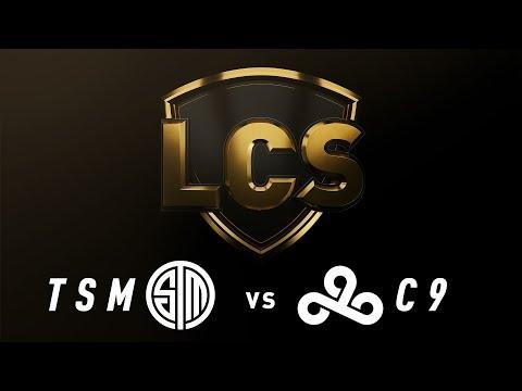 TSM vs. C9 - Week 3 Day 1 | LCS Spring Split | TSM vs. Cloud9 (2019)