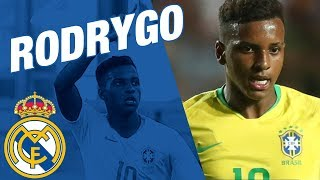 Download Rodrygo Goes | NEW Real Madrid player Mp3 and Videos