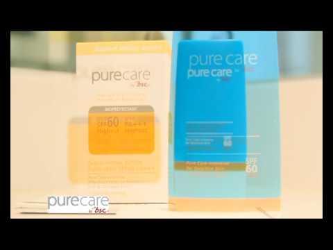 Purecare by BSC Nano Active White Sunscreen SPF60 PA+++ : คุณต้าร์ พศิน