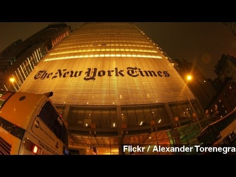 New York Times Publisher Defends Abramson Firing