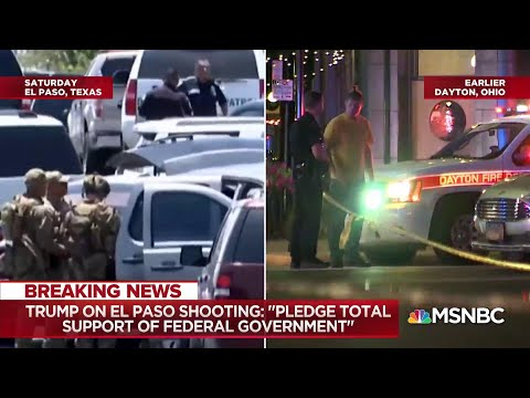 Clint Watts: We Have A White Nationalist Terrorism Problem In This Country | MSNBC