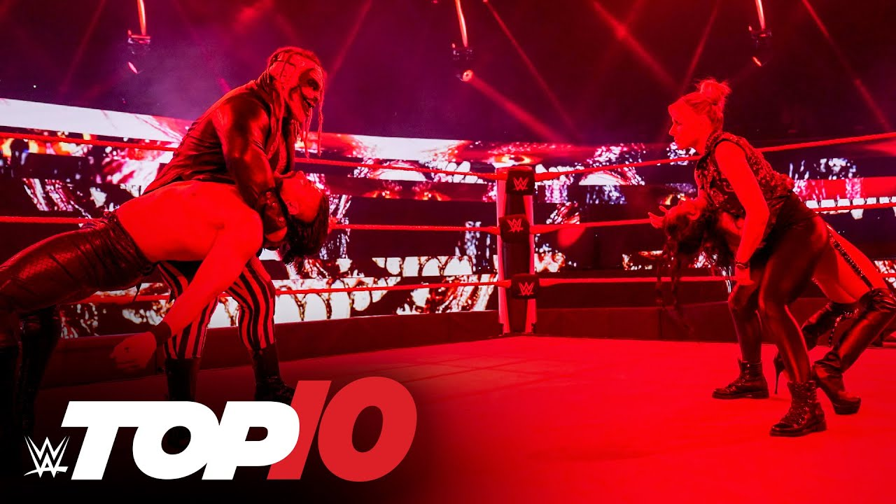 Top 10 Raw moments: WWE Top 10, October 12, 2020