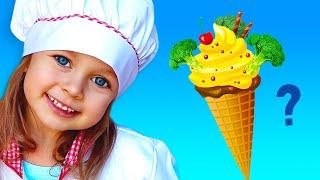 Детская песня - Ты любишь брокколи? Песни для детей от Майи и Маши
