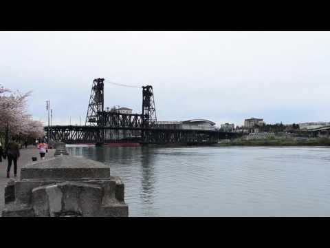 Portland, Oregon - Portland Waterfront HD (2017)