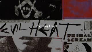 Primal Scream - Detroit (Remastered) (Lyric Video)