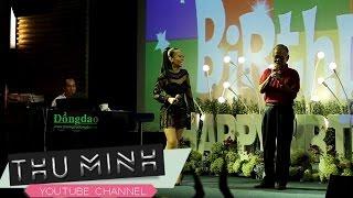 Gửi Người Em Gái Miền Nam [Live] - Thu Minh Song Ca Cùng Bố