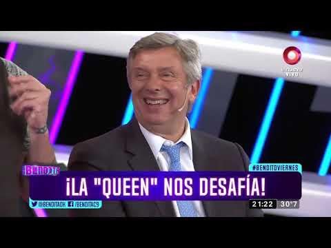"""¡La """"Queen"""" nos desafía!"""
